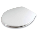 Twyford Galerie Top Fix White Toilet Seat GN7865WH - 02001121